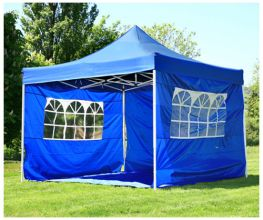3x3m Tent with Wall/Window