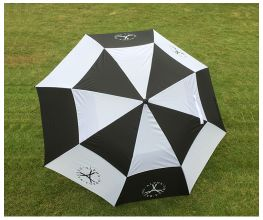 Two Canopy Golf Umbrella