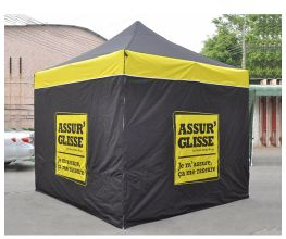 Custom 3x3m Tent with Walls